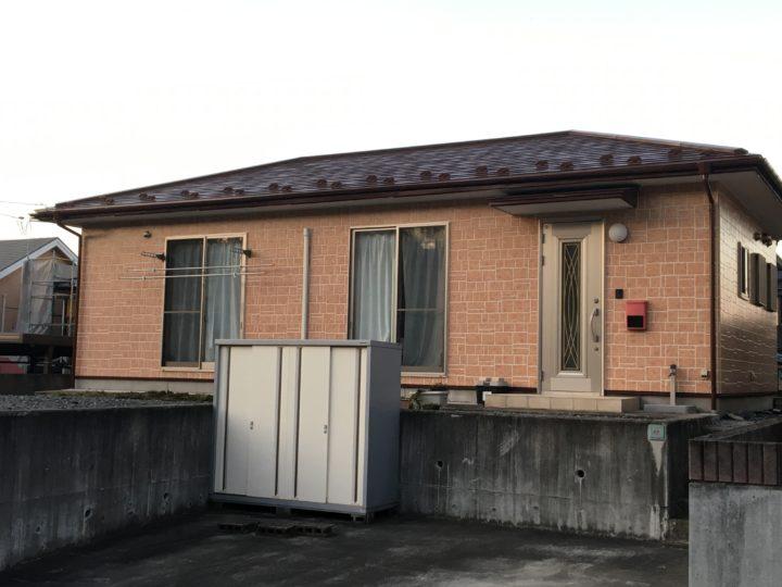 大崎市三本木 S様邸 屋根・外壁塗装工事