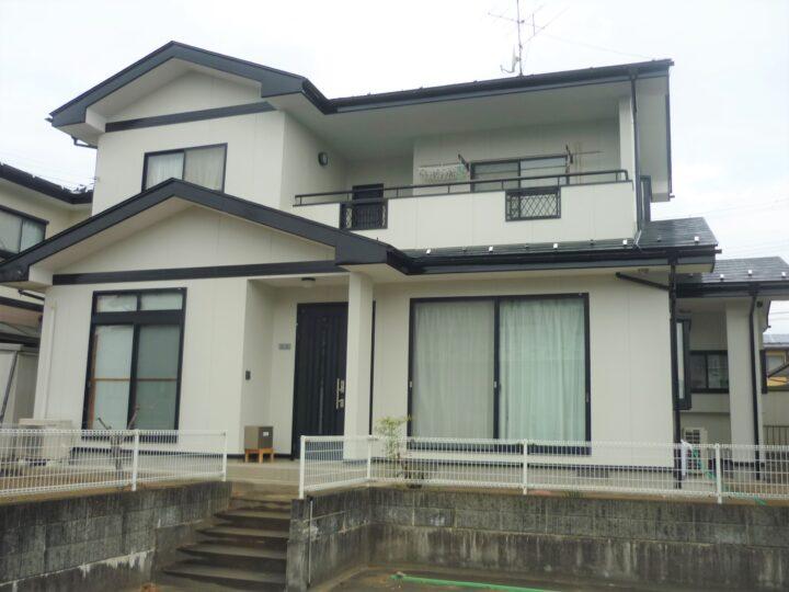 大崎市古川 S様邸 屋根・外壁塗装工事